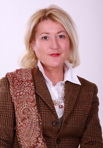 Kristine Kasten-Bleicken - Inhaberin der Cosma Kosmetik GmbH
